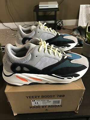 $ CDN765.54 • Buy Adidas Yeezy Boost 700 Wave Runner Solid Grey Men's Size 11 B75571