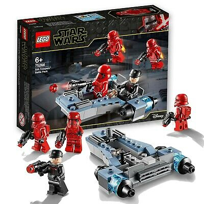 New LEGO Star Wars Sith Troopers Battle Pack Building Set - 75266 • 13.95£