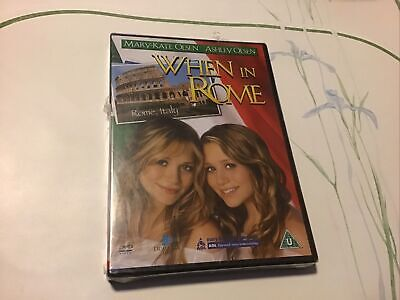When In Rome (DVD, 2003) • 4.95£
