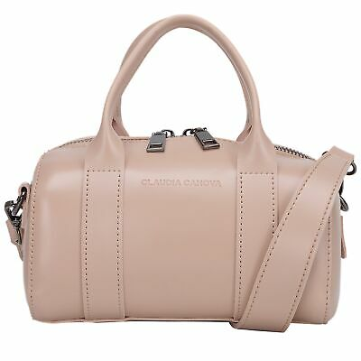 Claudia Canova Palepink Brienne Betsy Small Barrel Bag • 33£
