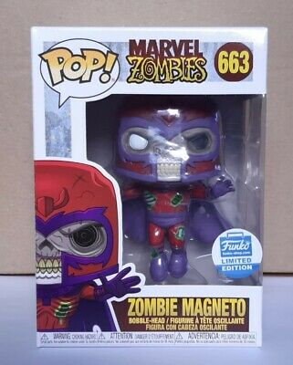 Funko Pop Zombie Magneto Funko Shop Sticker. • 30£