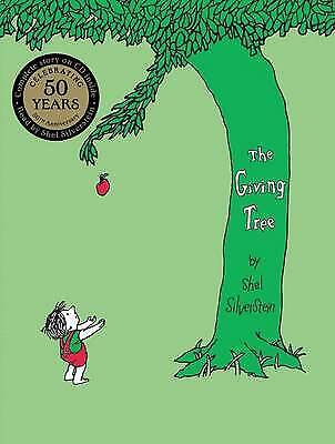 The Giving Tree With CD, Shel Silverstein • 13.67£
