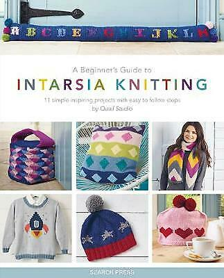 A Beginner's Guide To Intarsia Knitting, Quail Studio • 7.82£