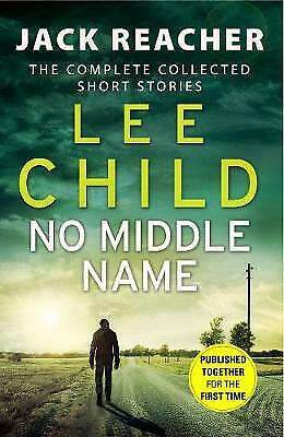 No Middle Name, Lee Child • 8.49£