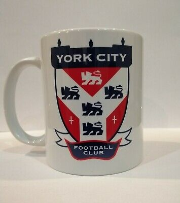 Brand New York City FC Football Bespoke  Mug/cup Ideal Gift, Boxed • 6.99£