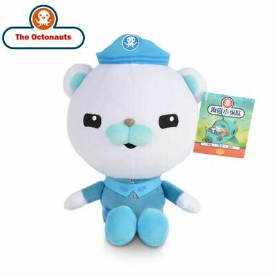 £9.15 • Buy Octonauts Barnacles Captain 12  Stuffed Animal Rescue Missions Plush Toy Gift