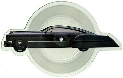 ZZ TOP 'My Head's In Mississippi' 1991 UK Shaped Picture-disc Vinyl Single • 14.99£