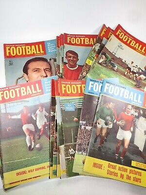 £4.99 • Buy Charles Buchan's Football Monthly Magazine 1963 - 1965 SELECTION PLEASE CHOOSE