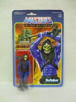 $21.95 • Buy Super 7 Motu Masters Of Universe Powercon Exclusive Reaction Leo Skeletor Moc