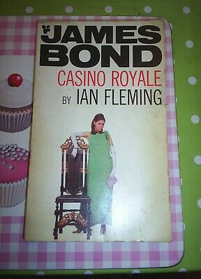 Casino Royale By Ian Fleming (Paperback, 1969) Pan A 28th Printing • 5£