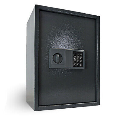 £59.95 • Buy Large Digital Safe Steel Electronic Code High Security Home Office Money Safety