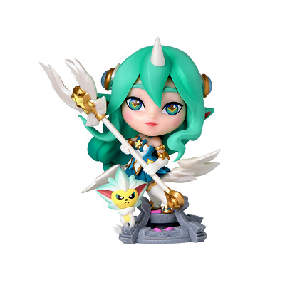 $ CDN87.35 • Buy Riot Authentic Limited League Of Legends Star Guardian Soraka Action Figure Gift