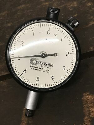 Standard Gage Company Imperial DTI. Dial Test Indicator • 5.49£