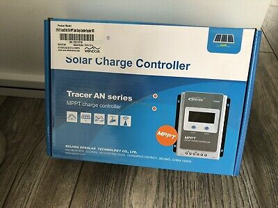 EPEVER MPPT Tracer3210AN Solar Charge Controller 30A 12/24v • 65£