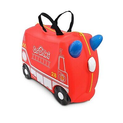 View Details Ride-on Suitcase Trunki The Firefighter Frank • 43.02$