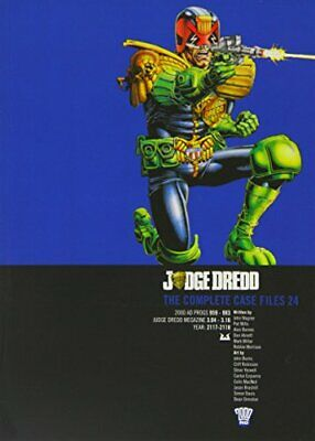 Judge Dredd: Volume 24: The Complete Case Files By Wagner, Robinson New+- • 15.68£