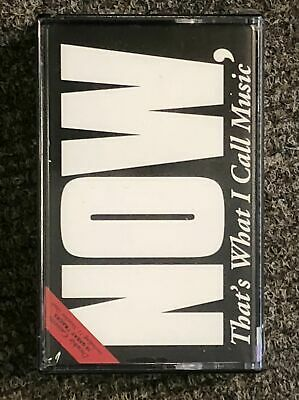 £9.99 • Buy Now That's What I Call Music 1 Double Tape Cassette Reissue Sealed 2018 NEW