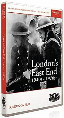 London's East End - 1940s-1970s (DVD, 2012) LONDON On FILM • 9£