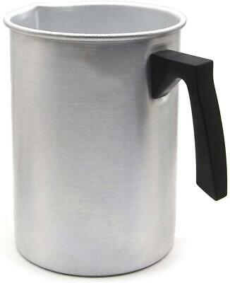 Wax Melting 3L Pouring Pitcher Jug Large Aluminium Pot For Candle Soap Making • 20.91£