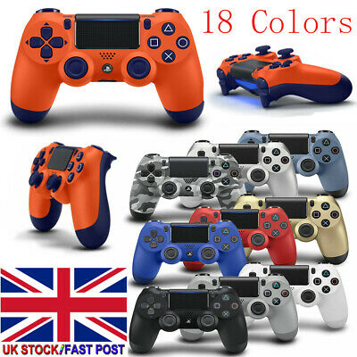 PS4 DualShock 4 Wireless Bluetooth Gamepad Game Controller For Sony PlaySation 4 • 24.58£