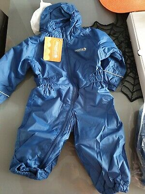 £10 • Buy Regatta Puddle Suit All In One Baby Unisex Brand New 6-12months See Description