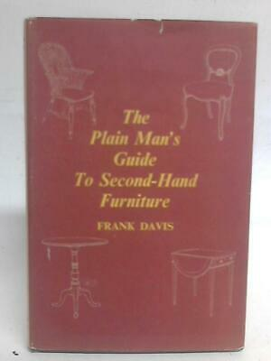 £9.39 • Buy The Plain Man's Guide To Second-Hand Furniture (Frank Davis - 1961) (ID:88367)