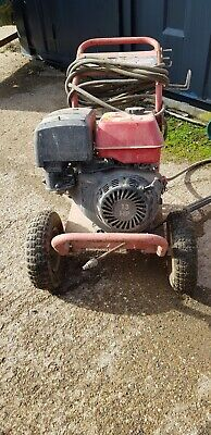 Clarke Petrol Driven Power Washer 250 Bar (spares Or Repairs) • 8.50£