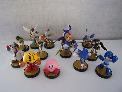 AU48.69 • Buy Amiibo - Game Characters For Search - Used