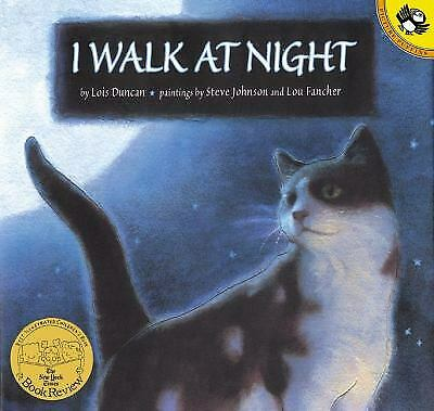 I Walk At Night By Lois Duncan • 3.92£