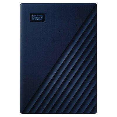AU198 • Buy WD My Passport 5TB Portable Hard Drive USB-C 3.0 For Mac WDBA2F0050BBL-WESN - Mi