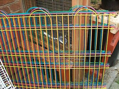 Indoor/outdoor, Rabbit/guinea Pig/small Animal Playpen, Used Once • 20£