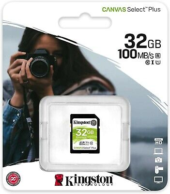 32GB SDHC Memory Card For Nikon Coolpix L25,P100,P900,S6200,S3000,S3300,S2700 • 8.99£