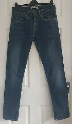 Mens Levi's 519 Slim Jeans, W 32  L 34 , Excellent Condition • 34.95£