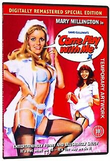 ID1398z - Come Play With Me - DVD - New • 14.77£