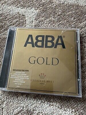 ABBA - Gold - Greatest Hits Best Of Singles Collection - 49p !!! Disco Pop • 0.49£