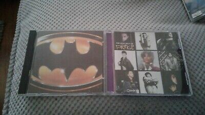 Prince - 2 X CD Albums The Very Best Of & Batman Soundtrack • 1.99£