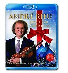 ID1398z - RIEU ANDRE - HOME FOR CHRISTMAS - DVD - New • 26.20£