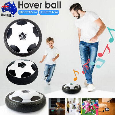 AU15.99 • Buy Toys For Boys Girl Soccer Hover Ball 3 4 5 6 7 8 9+ Year Old Age Kids Gift Xma
