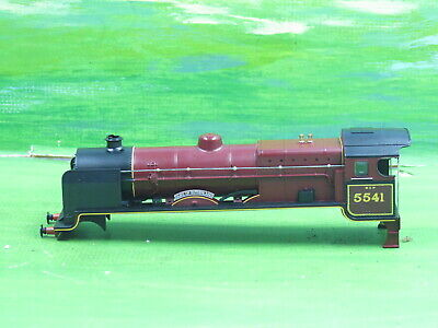Hornby R357 LMS Class 5XP Patriot Loco 5541 Duke Of Sutherland Body Only • 18.99£