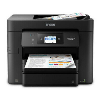 View Details Epson WorkForce Pro EC-4030 Inkjet Multifunction Printer • 149.00$