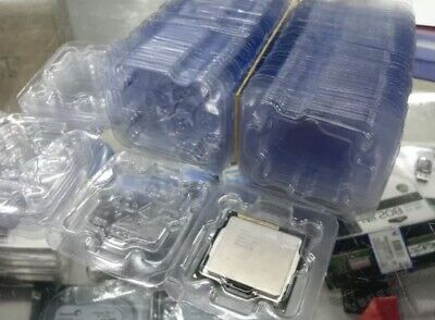 100 X Intel Socket 775 / LGA 1155 CPU Case Cover / Protector - I3 I5 I7 • 29.99£