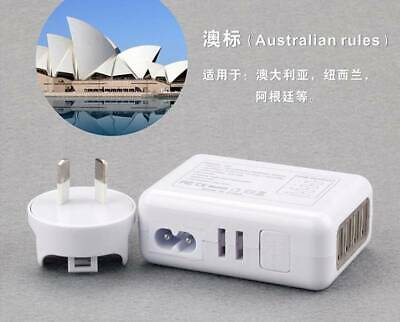 AU6.50 • Buy 2.1A Four USB Port  Mains Wall Charger Adaptor