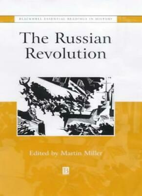 Russian Revolution Readings: The Essential Read, Miller+= • 98.41£