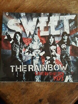 The Sweet : The Rainbow (Live) CD Extended  Album (2018) ***New And Sealed  • 7.99£