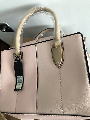 River Island Pink And Nude Tote Bag- BNWT • 8.50£