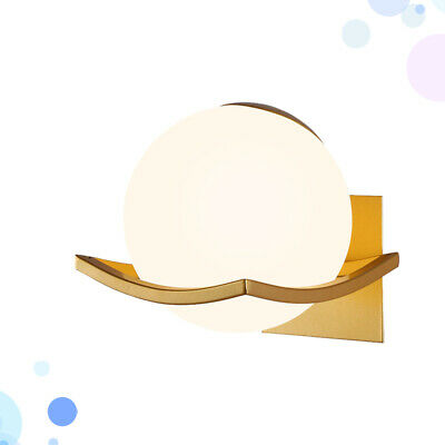 1pc Wall Light Simple Style Decorative Wall Lamp Bedside Wall Light For Bedroom • 19.51£