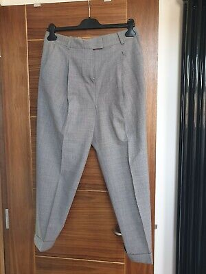 Womens Drop Crotch Trousers • 15£