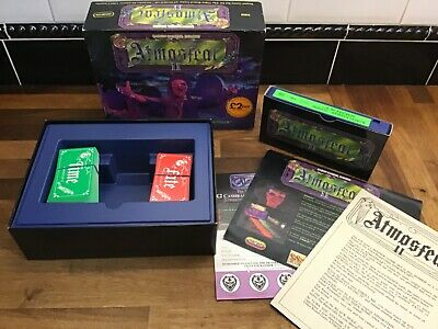 ATMOSFEAR 2 Expansion For Video Board Game BARON SAMEDI ZOMBIE Complete 1992 • 8.99£