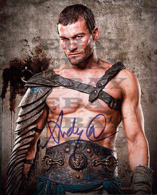 Andy Whitfield (Spartacus) Signed Autographed 8x10 Photo Reprint • 5.20£