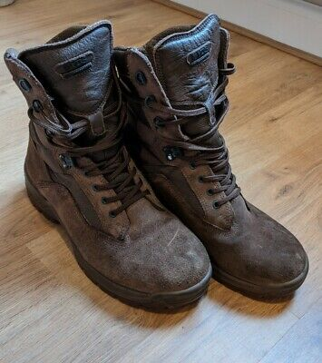 YDS Brown Suede Warm Weather Boots Size 10M British Army Issue Airsoft • 24.99£